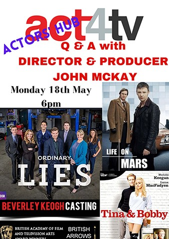 Actors Hub - 18 MAY 20