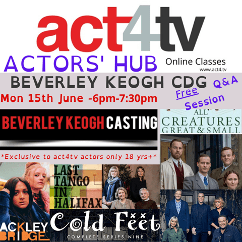 Actors Hub - 15 JUN 20
