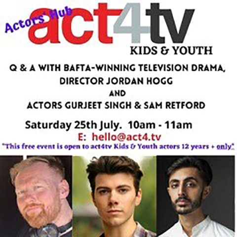 Actors Hub - 25-JUL-20