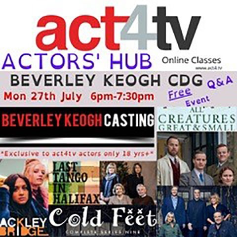 Actors Hub - 27-JUL-20